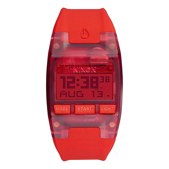 [NIXON ニクソン] 腕時計 THE COMP S ALL RED 正規輸入品 ユニセックス