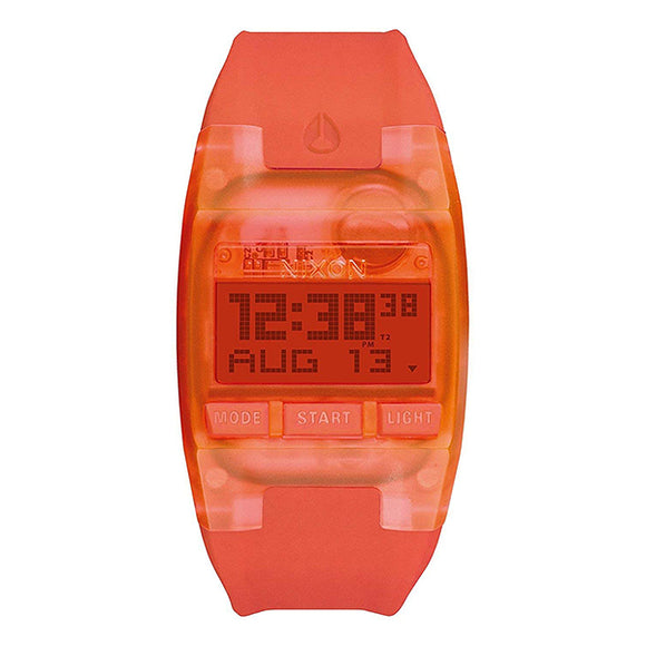 [NIXON ニクソン] 腕時計 THE COMP S ALL BRIGHT CORAL 正規輸入品 ユニセックス