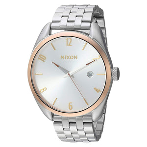 [NIXON ニクソン] 腕時計 THE BULLET SILVER/GOLD/ROSE GOLD 正規輸入品 ユニセックス