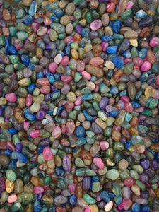 Agate Crystal Chips Gravel