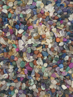 Mixed Crystal Gravel 250g-Oddball Crystals