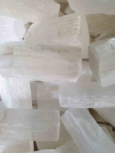 Selenite Bulk - 10 Pack - odd-ball-crystals