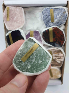 Brazilian Mixed Crystals Box-Mixed Chunks Boxes-Oddball Crystals