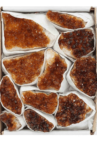 Citrine Crystals Bulk - Wholesale - Oddball Crystals