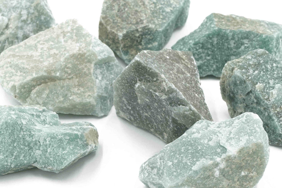 Aventurine Rough 1kg-Wholesale-Oddball Crystals
