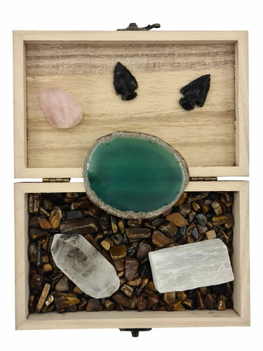 Treasure Box Harmony & Balance Bundle-bundles-Oddball Crystals
