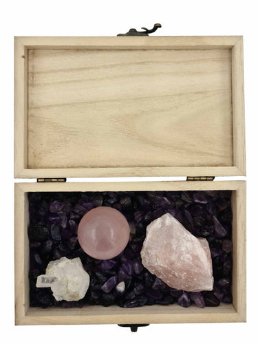 Treasure Box Love Bundle-bundles-Oddball Crystals