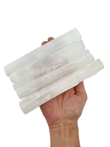 Large Selenite Rods 5 pieces-Oddball Crystals