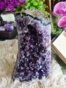 Amethyst Rich Colour - 2.89 kg-Oddball Crystals
