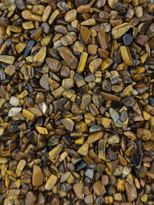 Tigers Eye Chips 250 grams