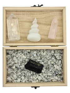 Treasure Box Grounding Bundle-bundles-Oddball Crystals