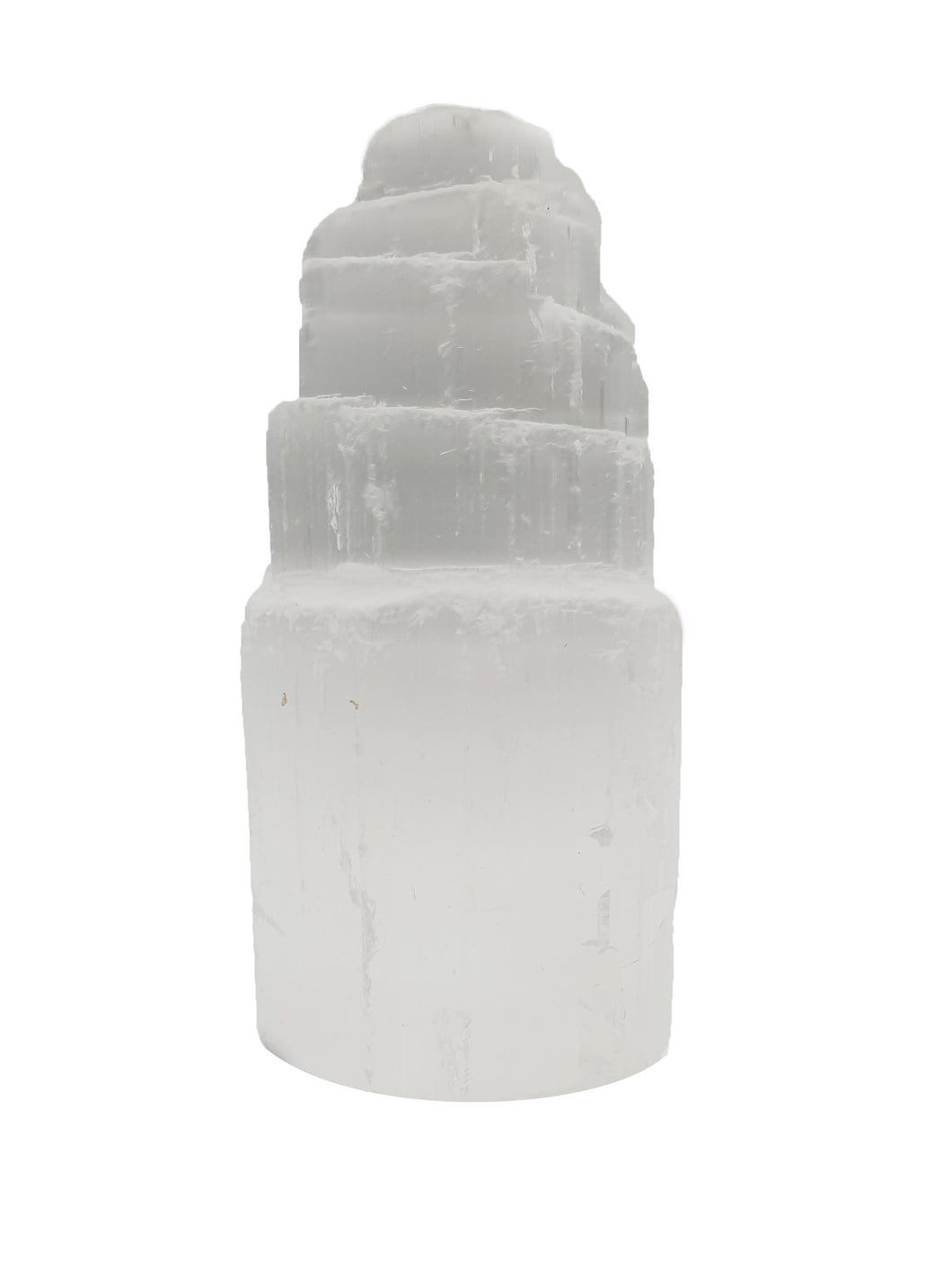 Mini Selenite Towers Pack of 3-Towers-Oddball Crystals