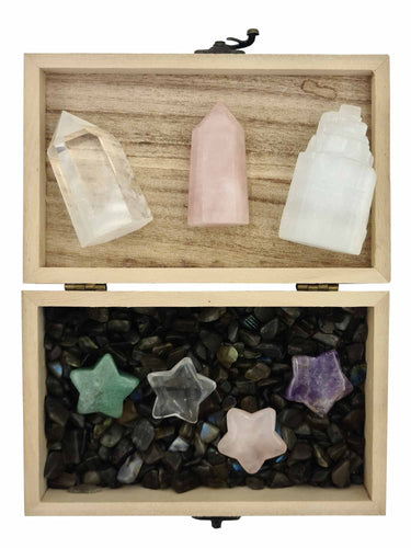 Treasure Box Abundance Bundle-bundles-Oddball Crystals