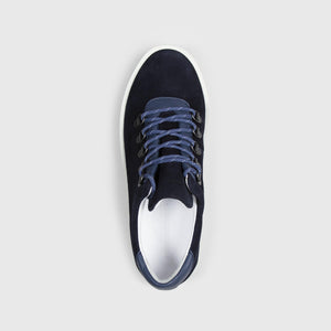 Hiking Lo - Navy-Public Relations Footwear