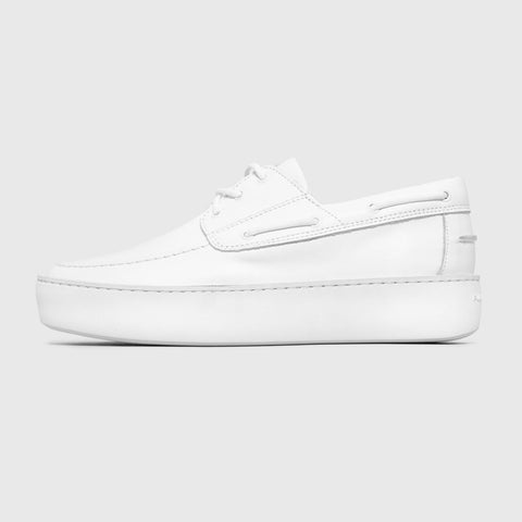 Sailor - All White-Public Relations Footwear