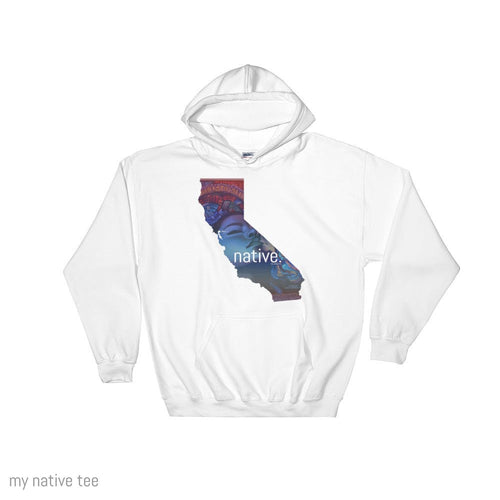 California Native Hoodie My Native Tee