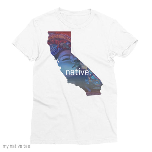California Native Women's Tee My Native Tee