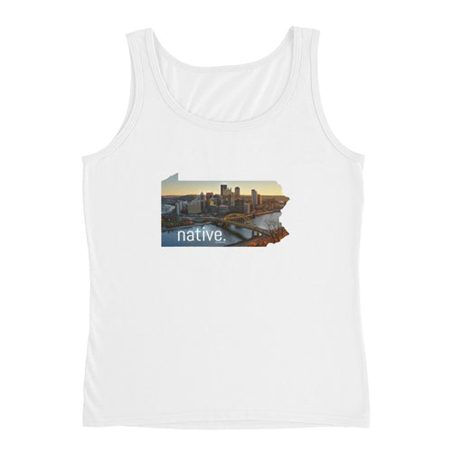 Pennsylvania Native Women's Tank Top