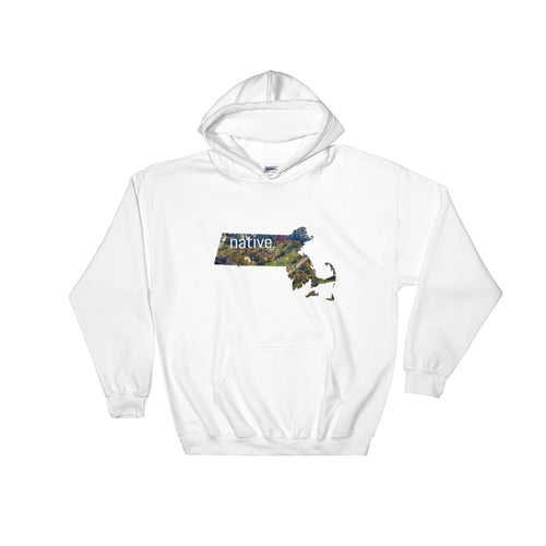 Massachusetts Native Hoodie