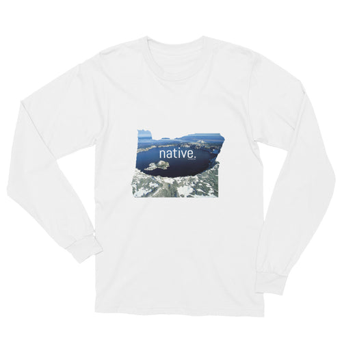 Oregon Native Long Sleeve Tee