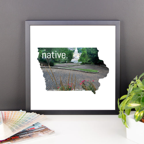 Iowa Native Canvas