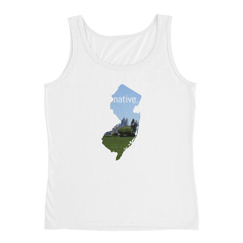 New Jersey Native Women's Tank Top