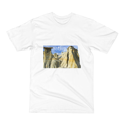 North Dakota Native Men's Tee