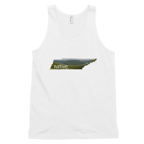Tennessee  Native Men's Tank Top