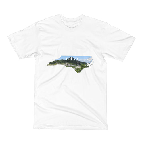 North Carolina Native Men's Tee