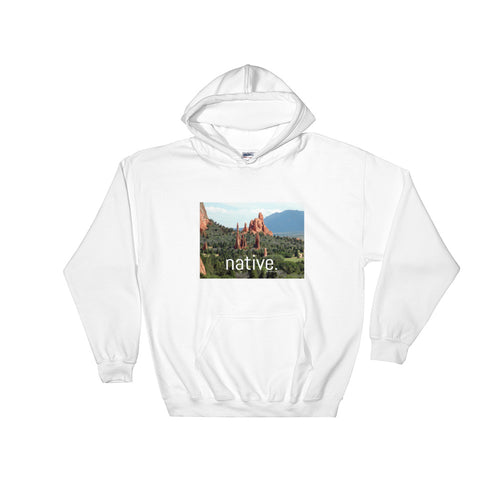 Colorado Native Hoodie