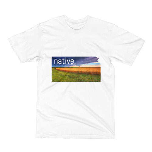 Kansas Native Men's Tee