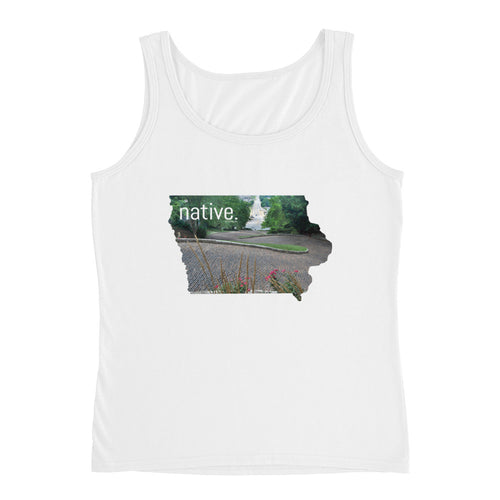 Iowa Native Women's Tank Top