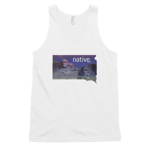 South Dakota Native Men's Tank Top