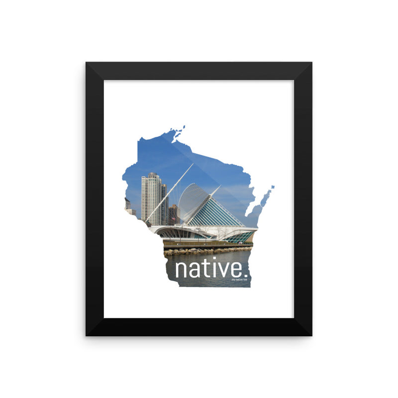 Wisconsin Native Canvas