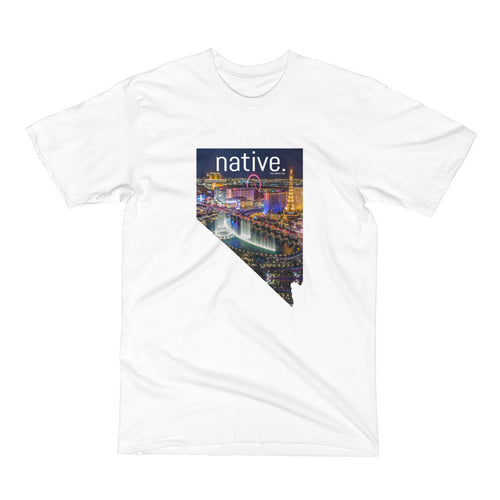 Nevada Native Men's Tee