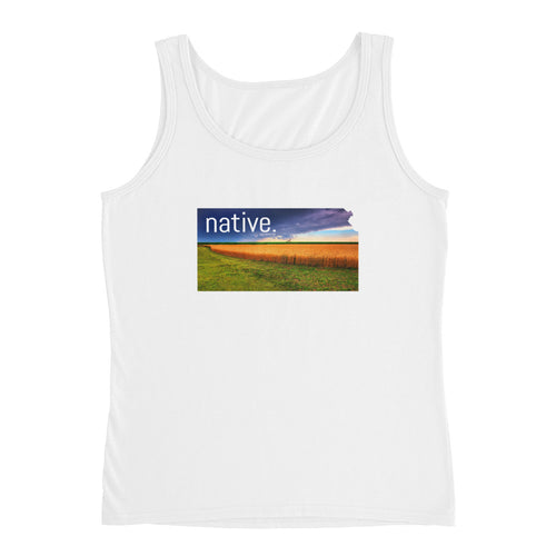 Kansas Native Women's Tank Top