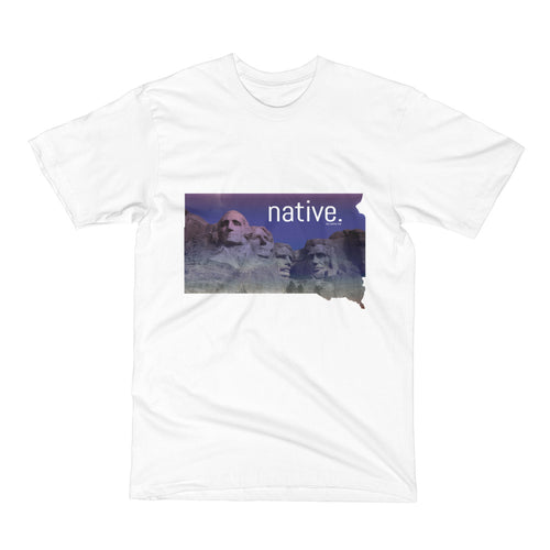 South Dakota Native Men's Tee