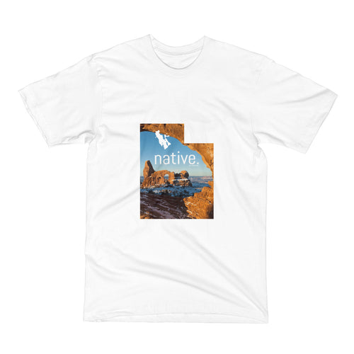 Utah Native Men's Tee