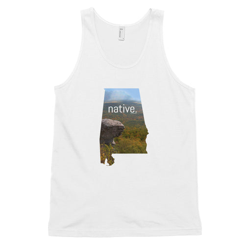 Alabama Native Men's Tank Top