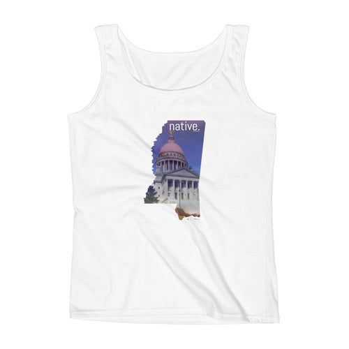 Mississippi Native Women's Tank Top