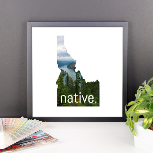 Idaho Native Canvas