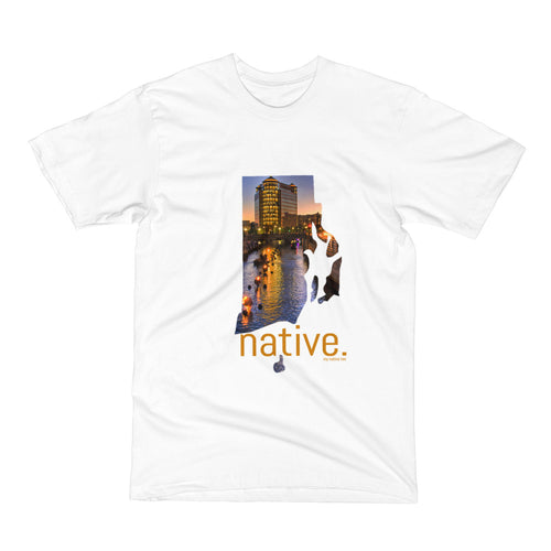 Rhode Island Native Men's Tee