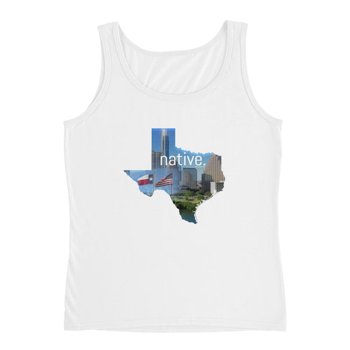 Texas Native Women's Tank Top