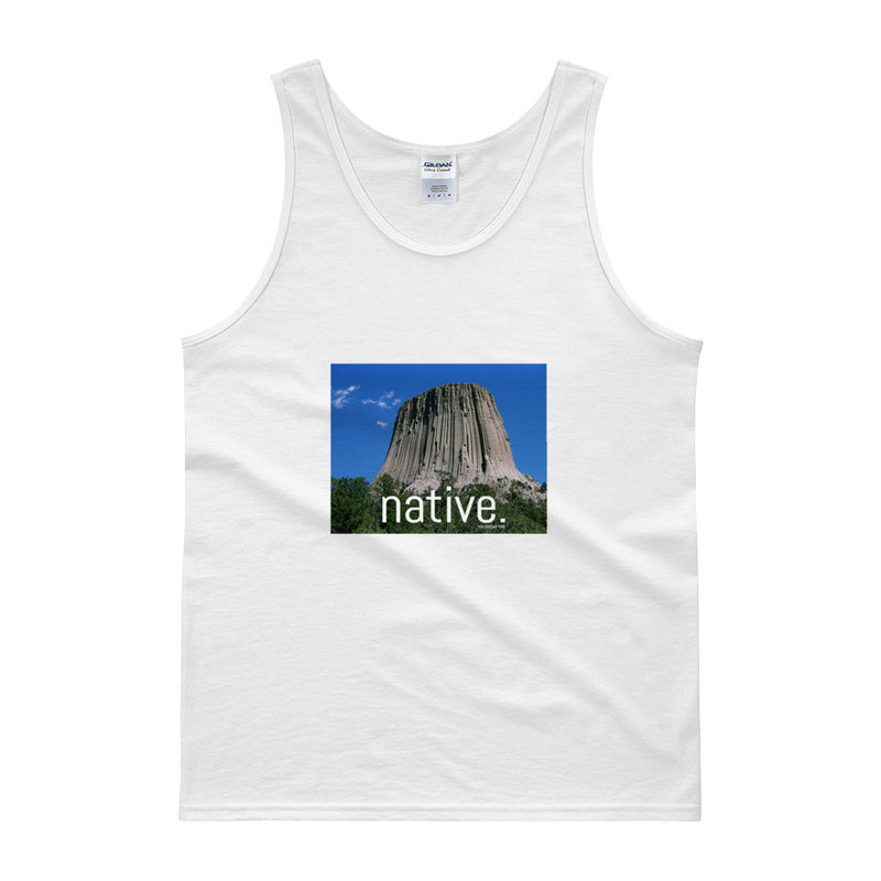 Wyoming Native Men's Tank Top