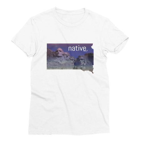 South Dakota  Native Women's Tee