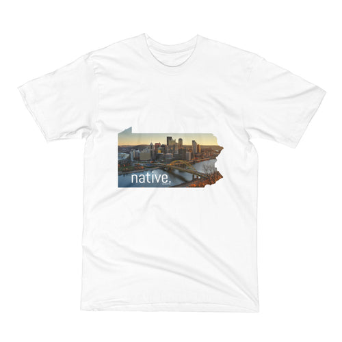 Pennsylvania Native Men's Tee
