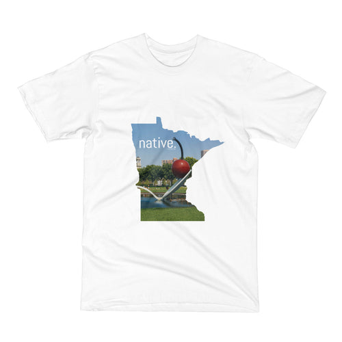 Minnesota Native Men's Tee