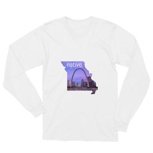 Missouri Native Long Sleeve Tee