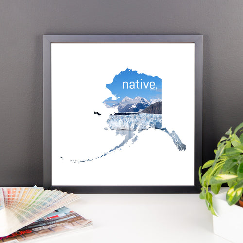Alaska Native Canvas