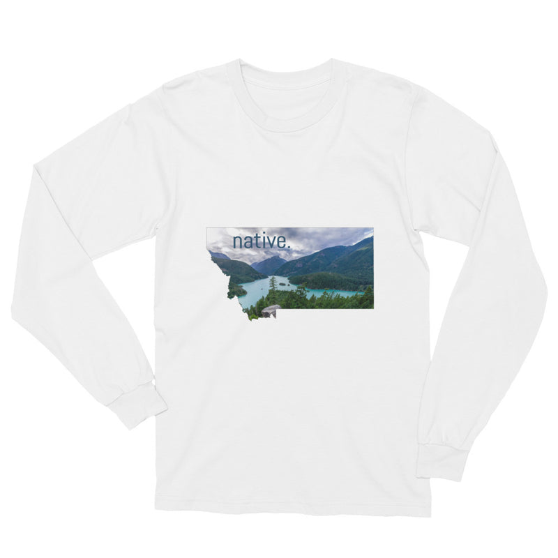 Montana Native Long Sleeve Tee